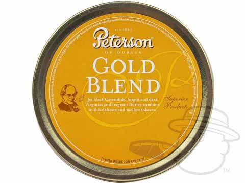 Peterson Gold Blend Pipe Tobacco - 50g