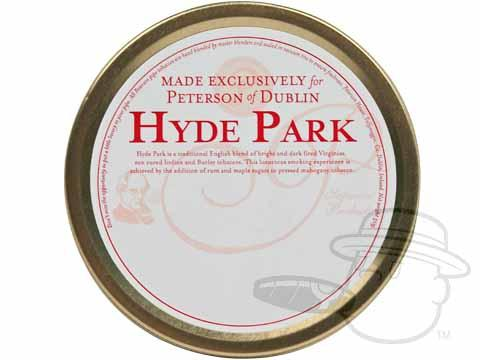 Peterson Hyde Park Pipe Tobacco - 50g