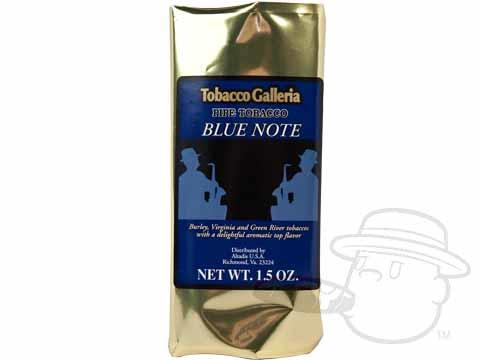 Tobacco Galleria Pipe Tobacco - Blue Note - 1.5oz