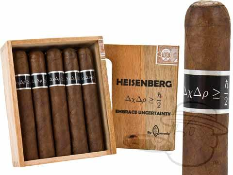 Heisenberg Robusto By Quesada Box of 10