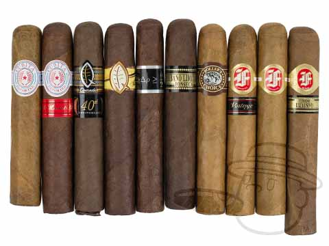 Quesada Mega Sampler Bundle of 10