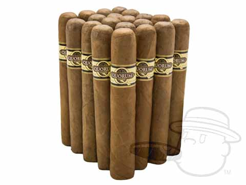 Quorum Double Gordo Shade Bundle - 20 Total Cigars