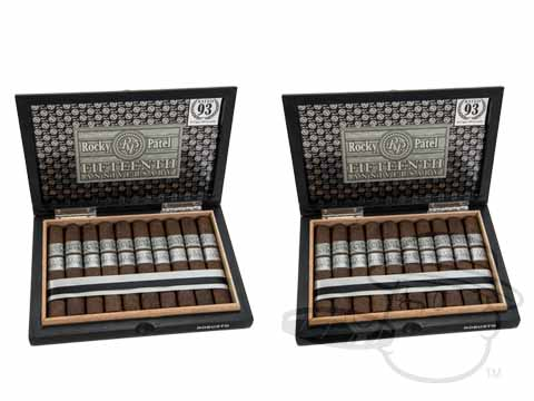 Rocky Patel 15th Anniversary Robusto 2 Box Deal 2 Box Deal -  of 40