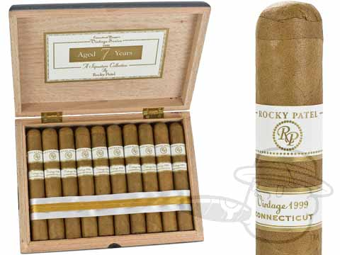 Rocky Patel Vintage 1999 Robusto Box - 20 Total Cigars