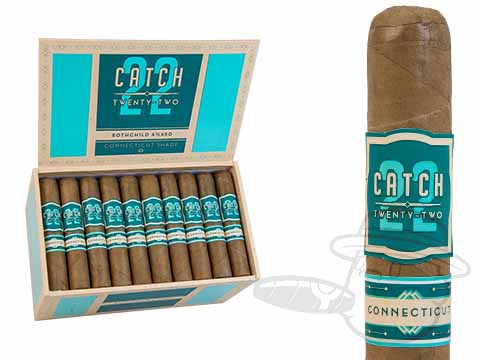 Rocky Patel Catch 22 Rothchild Connecticut Box - 50 Total Cigars