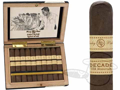 Rocky Patel Decade Forty-Six Box - 20 Total Cigars