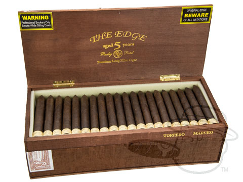 Rocky Patel Edge Torpedo Maduro Chest Chest - 100 Total Cigars