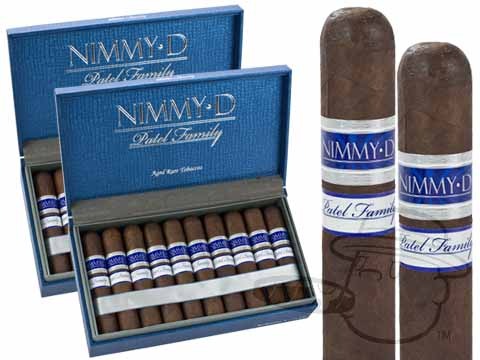 Nimmy D Robusto 2 Box Deal 2-Fer  40 Total  Cigars