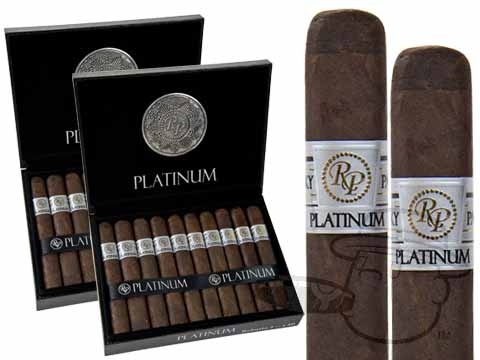 ROCKY PATEL PLATINUM ROBUSTO 2X Deal 2 Box Deal of 40