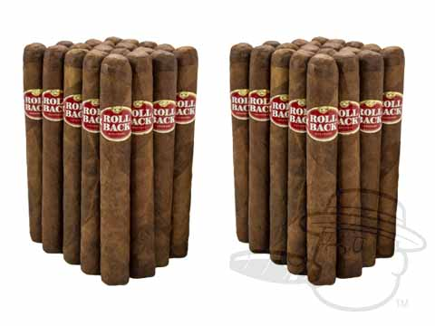 Roll Back Toro Maduro 2x Deal 2X Deal  40 Total Cigars  Cigars