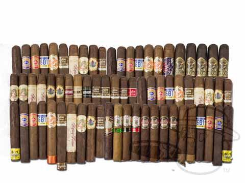 The Big One - 65 Cigar Top Rated Sampler 65 Cigars
