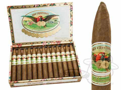 San Cristobal Elegancia Pyramid Box - 25 Total Cigars