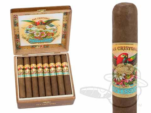 San Cristobal Quintessence Robusto Box of 24