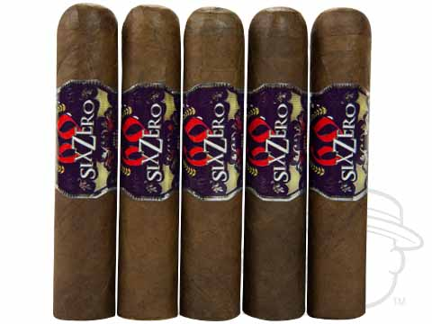 Six Zero Robolo 5 Cigars