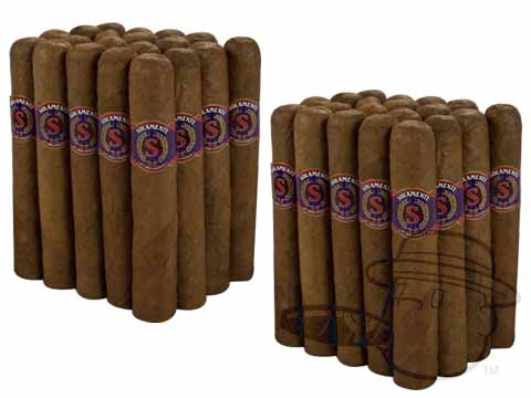 SOLAMENTE DOUBLE ROBUSTO SUNGROWN 2X Deal 2X Deal 40 Total Cigars