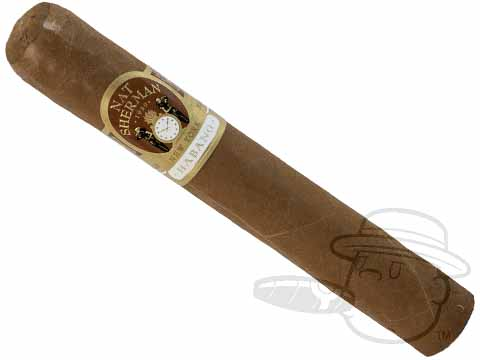 Nat Sherman Metropolitan Selection Gordo Habano