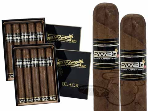 Swag Black Infamous 2 Box Deal 2-Fer (2 Boxes) - 40 Cigars