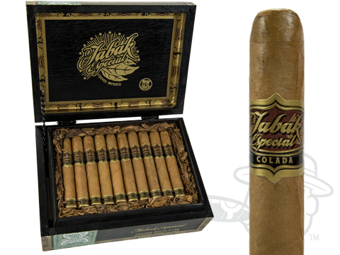 Tabak Especial Colada Dulce Box - 40 Total Cigars