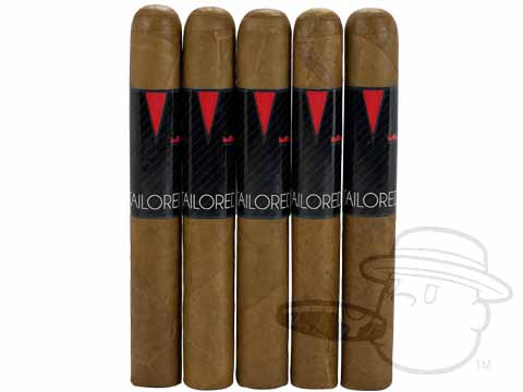 Tailored Connecticut Toro by Alec Bradley 5 Cigars