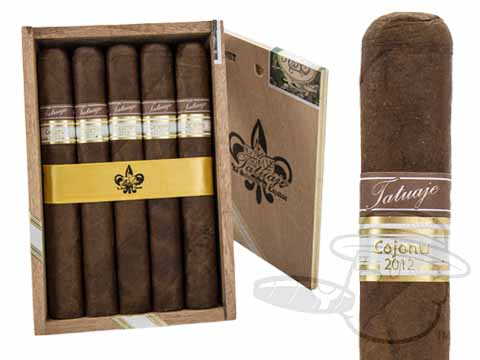 Tatuaje Cojonu 2012 Sumatra Box of 25