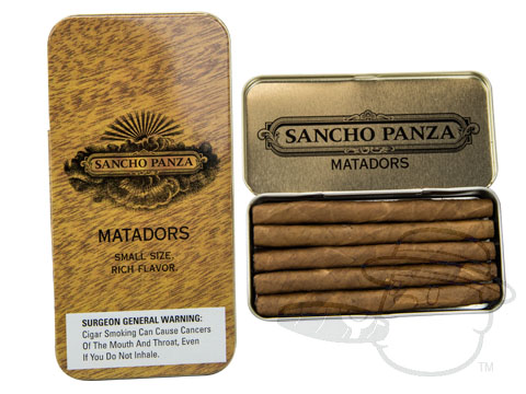 Sancho Panza Matadors Tin of 10