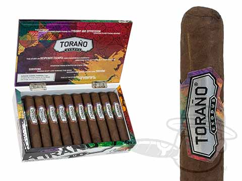 Carlos Torano Exodus Robusto Box of 20