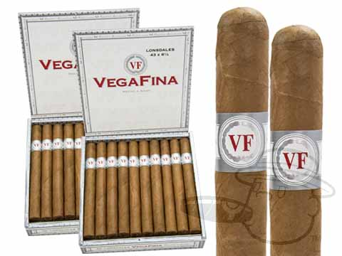 Vega Fina Lonsdale 2 Box Deal 2 Box Deal -   40 Total Cigars