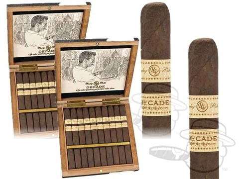Rocky Patel Decade Lonsdale 2 Box Deal 2-Fer (2 Boxes)  40 Total Cigars