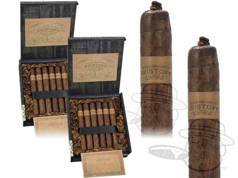 Kristoff Original Criollo Matador 2 Box Deal 2-Fer  40 Total  Cigars