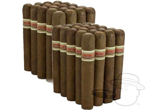 DON MATEO #7 NATURAL 2X Deal 2X Deal 40 Total Cigars