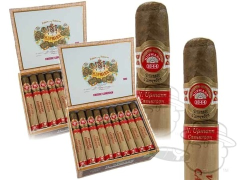 H. Upmann Vintage Cameroon Toro 2x Deal 2 Box Deal of 50