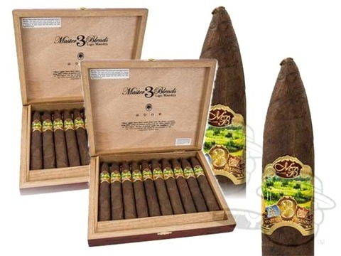 Oliva Master Blends 3 Torpedo 2 Box Deal 2 Box Deal -   40 Total Cigars
