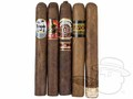 Toro 5 Cigar Sampler 6 x Various Diameters—5 Cigars