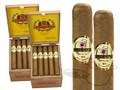 Baccarat Rothschild Natural 2x Deal 5 x 50—2 Box Deal - 50 Total Cigars