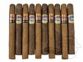 BCP Battle Packs - Cojimar Chocolate Vs. BCP Flavor Chocolate 5 x Various Diameters—10 Cigars