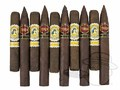 BCP Battle Packs - La Aroma de Cuba Vs. Eterno Various Sized Cigars—10 Cigars