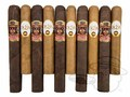 BCP Battle Packs - Oliva CT Reserve Vs. Star Insignia by Alec Bradley Various Sized Cigars—10 Cigars