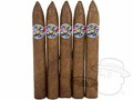 Bombs Away Belicoso 6 1/8 x 52—5 Cigars