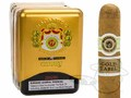 Macanudo Gold Label Court Tins: 25 Cigarillos