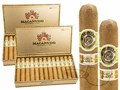 MACANUDO GOLD LABEL DUKE OF YORK 2X Deal 5 1/4 x 54—2 Box Deal of 50