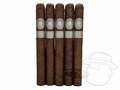 Montecristo Platinum Churchill Tubos 5 Cigars