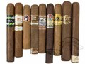 Country Showdown Sampler Various Sized Cigars—9 Cigars