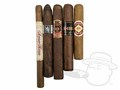 Fine Favorites 5-Cigar Sampler Various Sized Cigars—5 Cigars