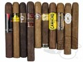 Stocking Puffers Sampler Various Sized Cigars—10 Cigars